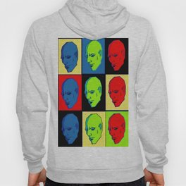 Same Face Different Colors Hoody