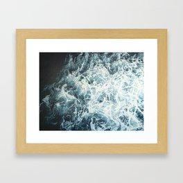 Wake Mid-Atlantic Framed Art Print