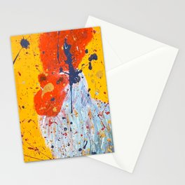 """mista roosta""  Rooster Rooster Stationery Cards"