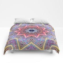 Mandala Faaa Raaa Oooon  Comforters