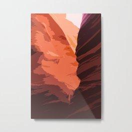 antelope canyon no. 1 Metal Print