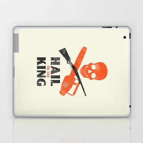 Hail to the King! Laptop & iPad Skin