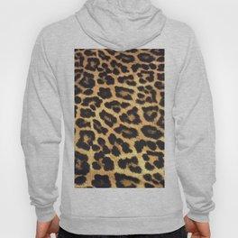 Leopard Print pattern - Leopard spots - Texture Hoody