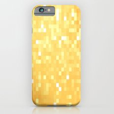 Golden pixeLs iPhone 6s Slim Case
