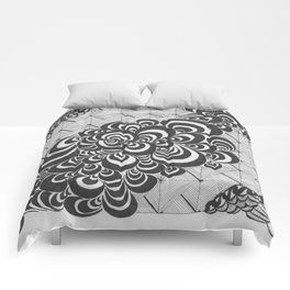 Thunder Clouds and Concerns Comforters