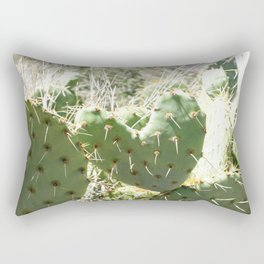 Cactus Heart Rectangular Pillow
