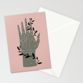 The Palmistry Hand Stationery Cards