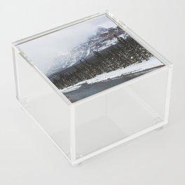 Castle Mountain Acrylic Box