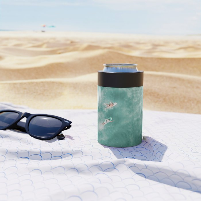 Surfing in the Ocean Can Cooler