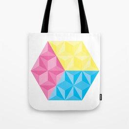CYM Cube Tote Bag
