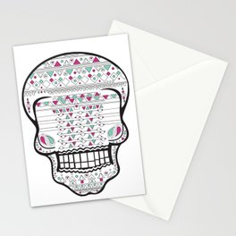 Skull #2 Stationery Cards