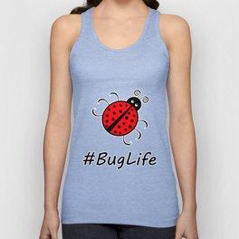 #BugLife (Ladybug) Unisex Tank Top