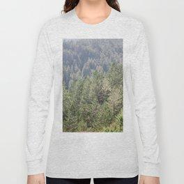 Mt Tamalpais Long Sleeve T-shirt