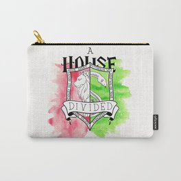 Wizard House Divided {Daring & Sly} Carry-All Pouch