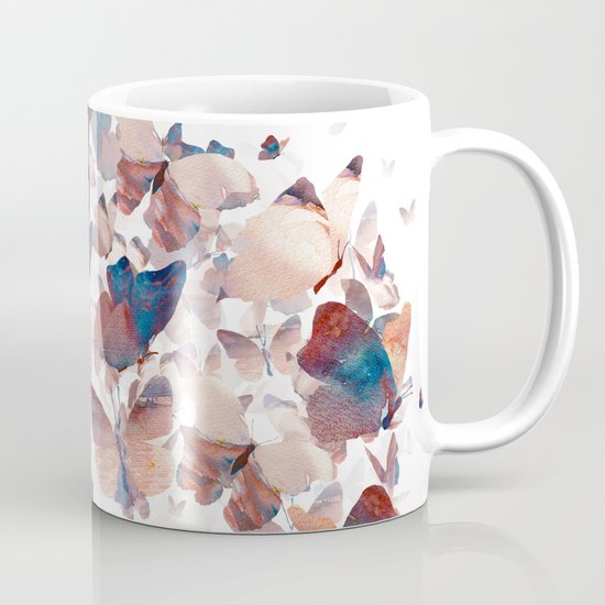 Butterfly Assemblage Coffee Mug