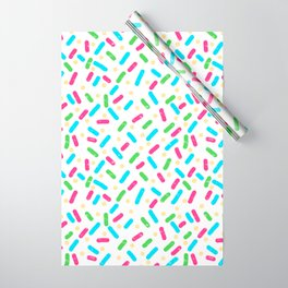 07 Sprinkles Wrapping Paper