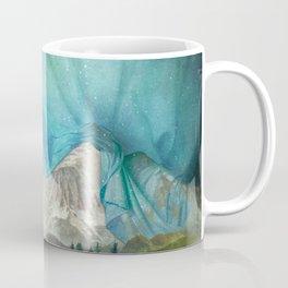 An den Bergen hing die Nacht Coffee Mug