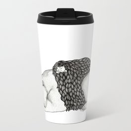 Sleep Metal Travel Mug
