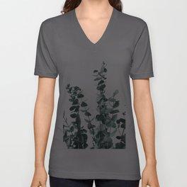 Eucalyptus Leaves Unisex V-Ausschnitt