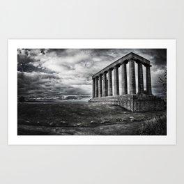 National Monument Art Print