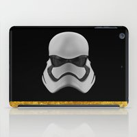 storm trooper iPad Cases featuring Storm trooper by berd.