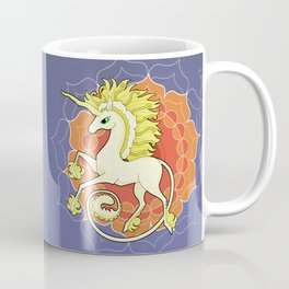 Vendel Unicorn - the sun Coffee Mug