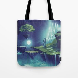 Creativity Island Tote Bag