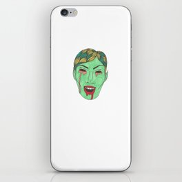 Acid Trip Vampire iPhone Skin