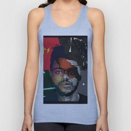 theweeknd Unisex Tank Top