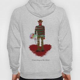 A Love Story on Elm Street Hoody