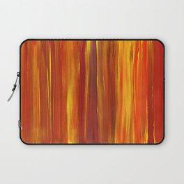 Sunset stratum Laptop Sleeve