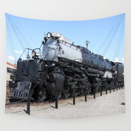 Union Pacific Big Boy Wall Tapestry