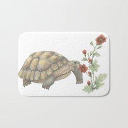 Desert Tortoise & Mallow Bath Mat