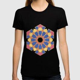 ISLAMIC ART GEOMETRIC DESIGN T-shirt