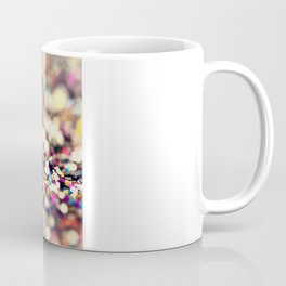 Rainbow Sprinkles - an abstract photograph Coffee Mug
