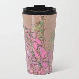 Foxgloves Travel Mug