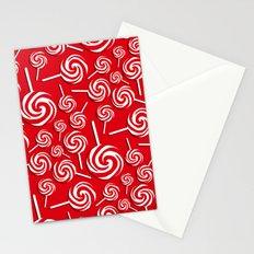 Candy Swirls-Large Stationery Cards