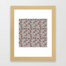 Full Analik Framed Art Print