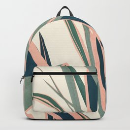 Colorful Plant Backpack