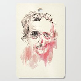 Poe Cutting Board