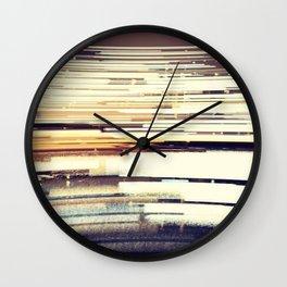 Exposure Art - City Wall Clock