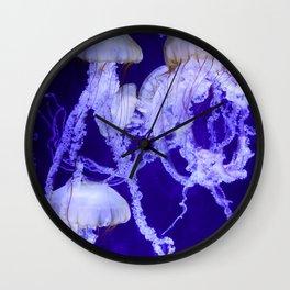 Nettles III Wall Clock