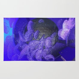 Acrylic Jelly Fish Rug