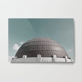 Dome Metal Print