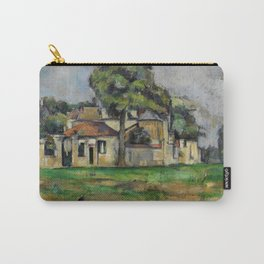 Paul Cezanne - Banks of the Marne  1888 Carry-All Pouch