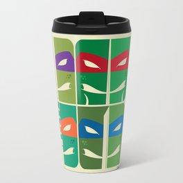 TMNT Travel Mug