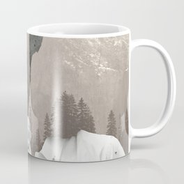 Made of contrasts II Coffee Mug