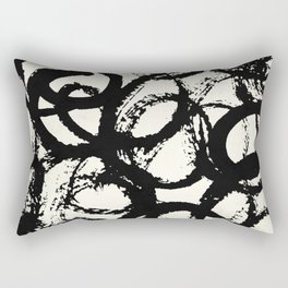 Tribal Dance Rectangular Pillow