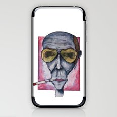 Gonzo Hunter iPhone & iPod Skin