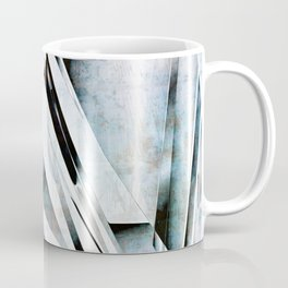 Windows and Masts Coffee Mug